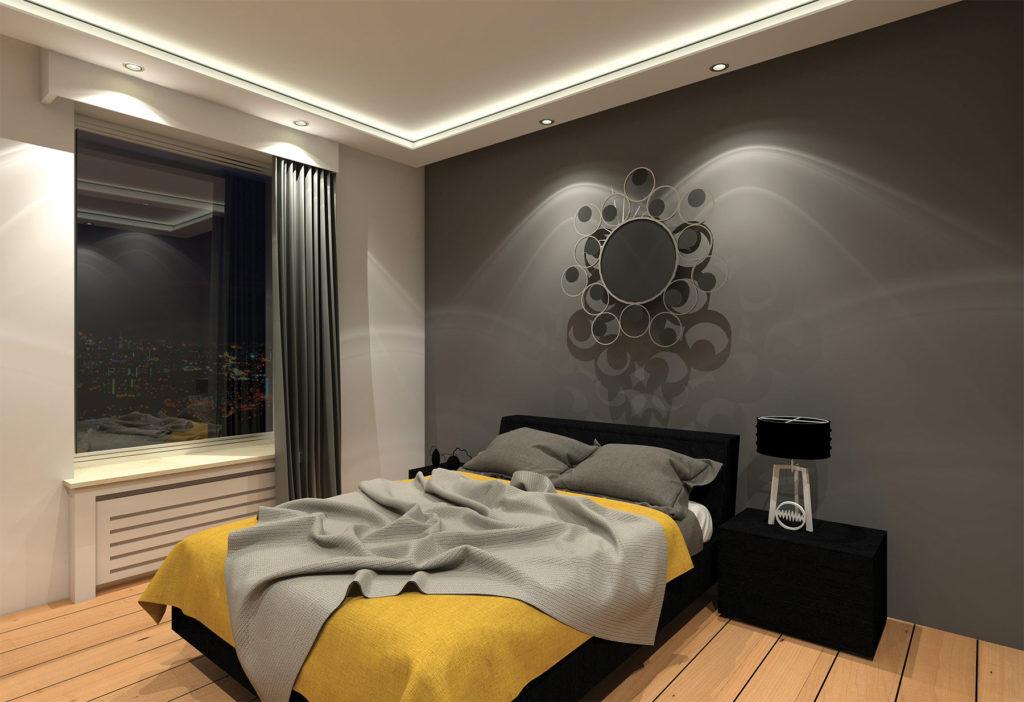 Rénovation de chambre sur Paris 13